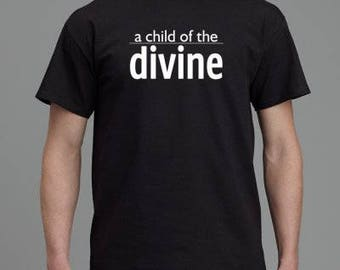 Child of the Divine Tee T-shirt