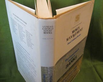 1975 ** Money Management Dual Edition ** The Consumers Guide to Banks ** Gordon Weil ** Too Good for the Rich Alone ** James Reilly **sj