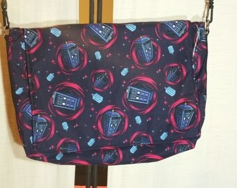Doctor Who Taris Messenger Bag MB002