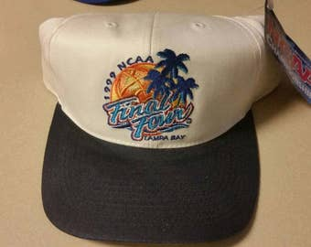 1999 ncaa final four hat, March madness, sports specialties, Minnesota, college basketball,90s, vintage, new, nwt