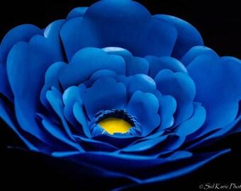 Large Paper Flower - Glow in a Dark
