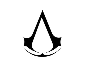 Assassin's Creed Decal - Gamer Decal / Assassin Order / Gamer Gifts