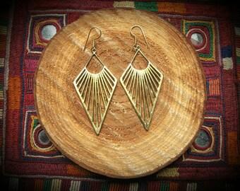 Earrings - Fly
