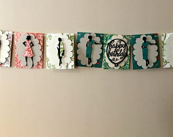 Happy Birthday Fashion Banner ~ for the fashionista
