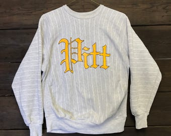 1980 80's Pittsburgh Sweater
