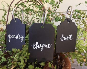 Chalkboard Garden Marker  (with free shipping!)