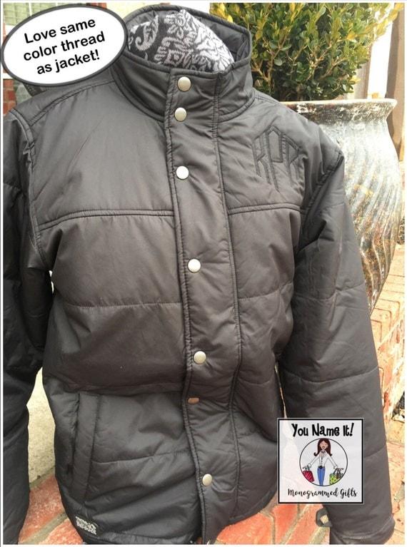Unisex Dri Duck Puffer Jacket