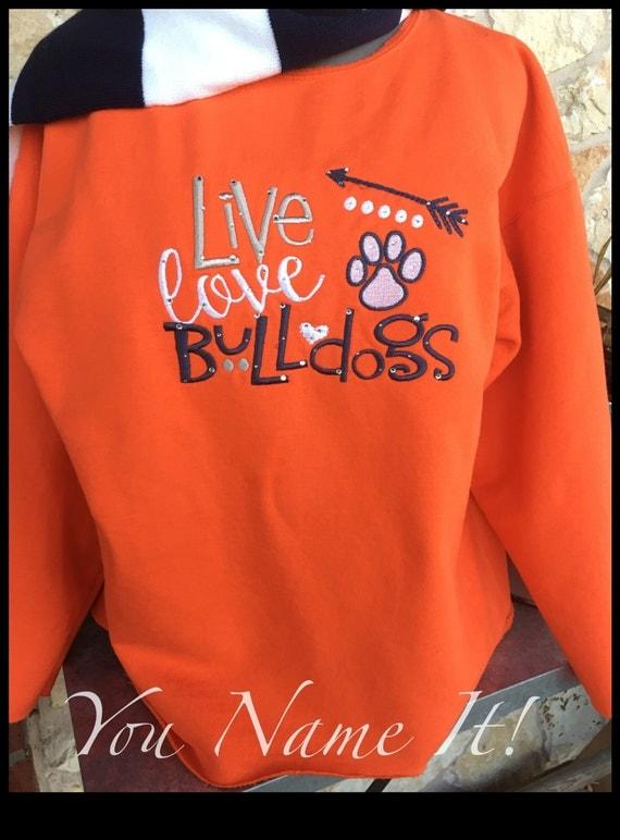 Live Love Sweatshirt
