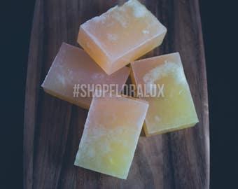 Orange + Ylang Ylang Organic, Natural, Handmade Soap Bar