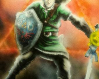 Legend of Zelda- Link