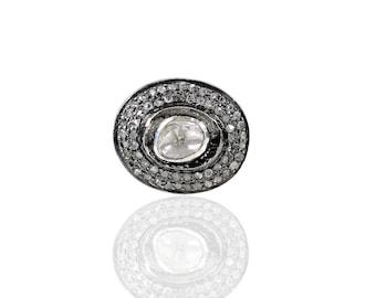 SDC-1448 Pave Diamond Charm