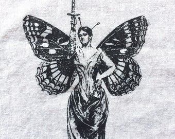 Madam Monarch Butterfly Fairy Patch