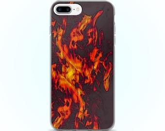 Burning Alive  (iPhone Case)