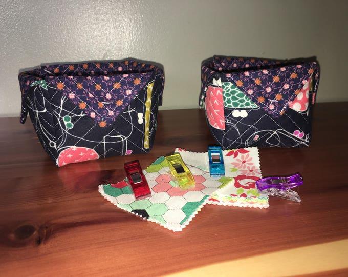 Mini Girly fabric box