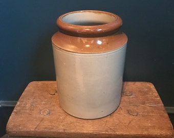 Large Stoneware/Earthenware Jar