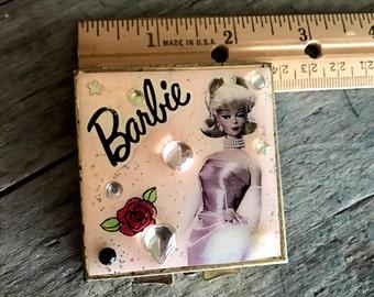 Barbie 1996 Enchanted Evening FAO Schwartz Compact    Barbie Compact