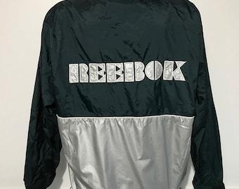 Vintage Reebok Windbreaker M