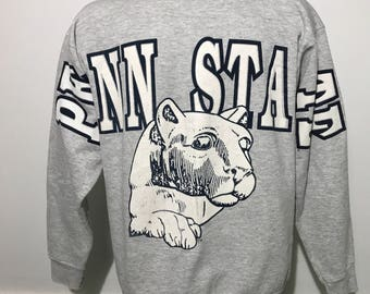 Vintage Penn State Sweatshirt XL