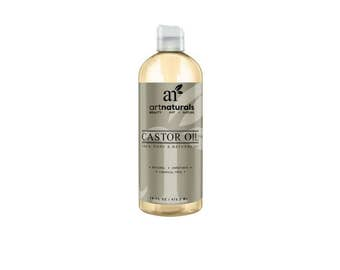 Art Naturals 100% Pure Castor Oil 16 oz