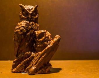 Wood OWL Handicrafts