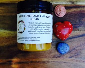 Self-Love Hand + Body Cream