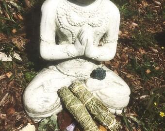Sage-Free Cedar Smudge Sticks