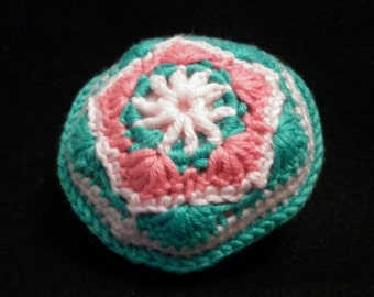 Crochet Pin Cushion Free Postage