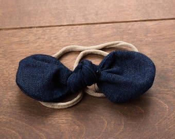 Minnie bow. Mini headband