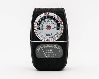 GENERAL ELECTRIC Exposure Meter Type DW-68