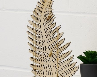 Fern Jewellery Stand Storage Organiser For Earrings Necklaces