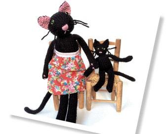 Knit your own Kitties Kit