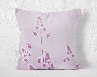 Pillow case PINK MEADOW
