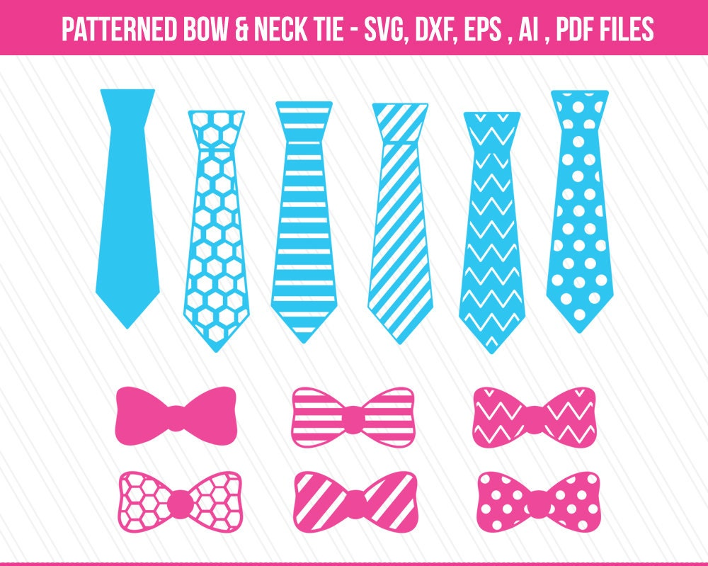 Bow tie clipart | Etsy