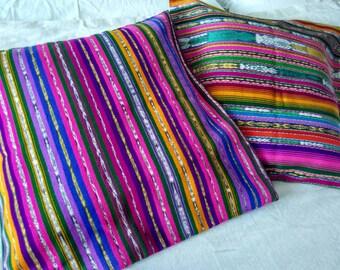 Guatemalan cushion cover
