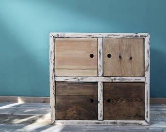 Shelf lumber of Omer 85x90cm