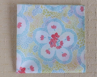 Handkerchief Liberty of London Vintage Style Floral