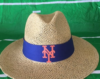 New York Mets Strawhat