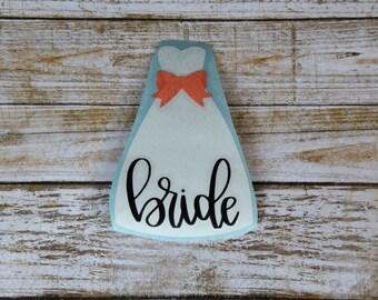 Bride Decal Bride Sticker Bride Swell Bottle Sticker Bride Swell Decal