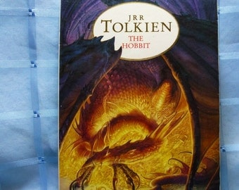 "Vintage ""The Hobbit"" Book by JRR Tolkien"