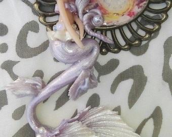 Spring, spring's Siren Mermaid