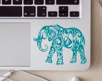 elephant decal, elephant car decal, elephant sticker, elephant