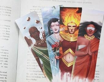 One Element bookmark