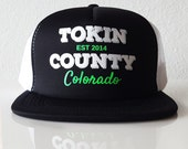 Tokin Trucker Hat