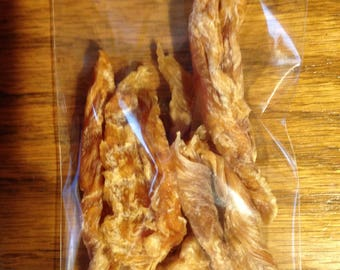 Sample Size SimplaStix Chicken Strips Dog Treats