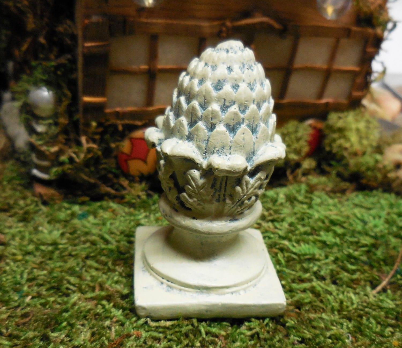 Miniature Pedestal Fairy Garden Pedestal Fairy Plant