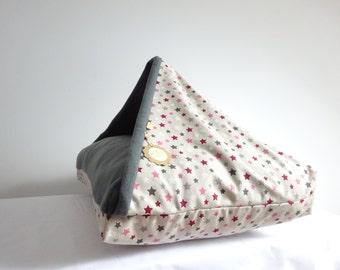 ChillOut Handmade Dog Cave Bed - medium