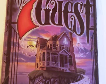 The 7th Guest by Matthew J Costello   Hardcover 1st Edition  Horror