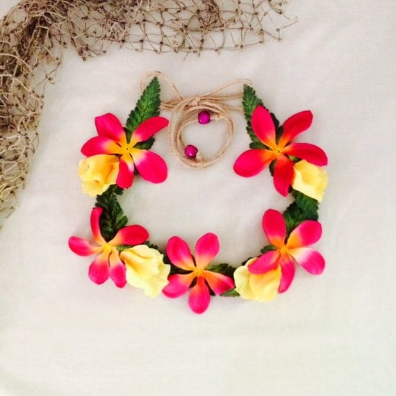 Princess Flower Crown Disney Moana