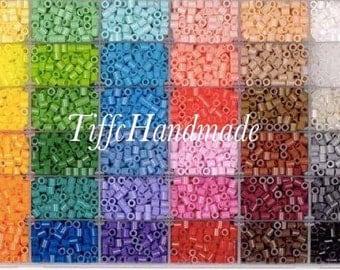36 Colors Perler Beads 5mm Kit