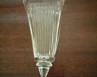 Vintage Glass Wall Vase